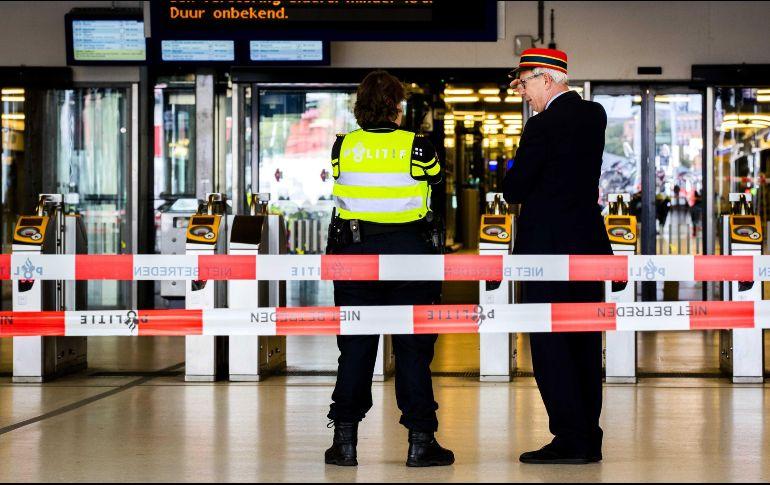 Los heridos del ataque en Ámsterdam son ciudadanos de EE.UU