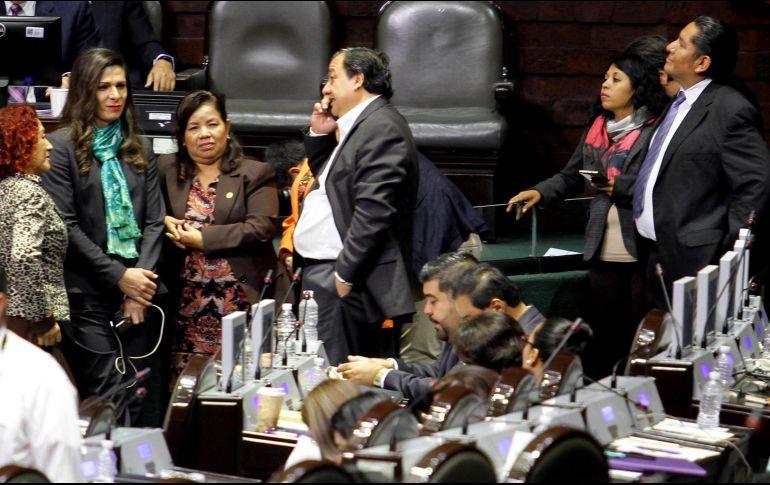 Cámara de Diputados suspende viajes internacionales por austeridad