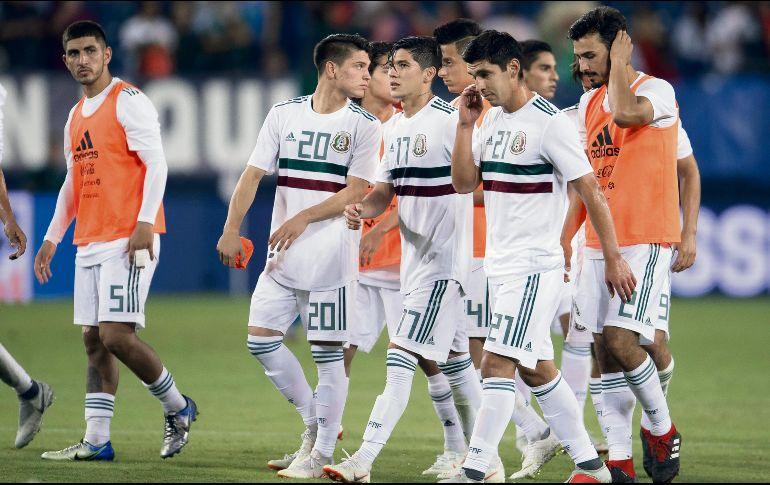 Resultado de imagen para selección mexicana