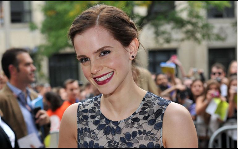 [FOTOS] Emma Watson se transforma en Wonder Woman