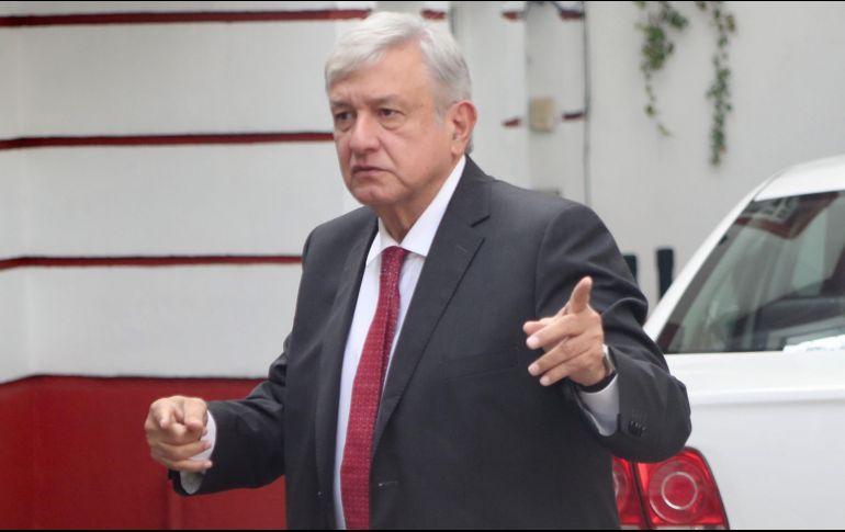 Andrés Manuel López Obrador promete justicia a víctimas de la violencia