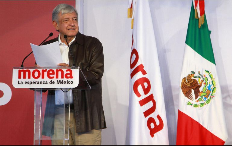 Morena se inconformó contra el acuerdo que el INE aprobó el 6 de agosto y  acudió a la Sala Regional Ciudad de México, para argumentar que no era reincidente. NTX / ARCHIVO