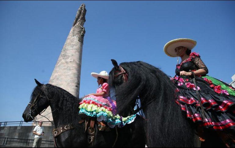 El Día del Charro partirá de la Glorieta de los Niños Héroes y concluirá en  el afe41727b80