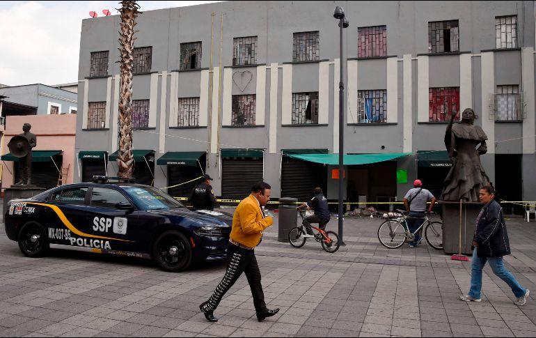 Suman cuatro personas fallecidas y nueve más lesionadas por balacera en Garibaldi