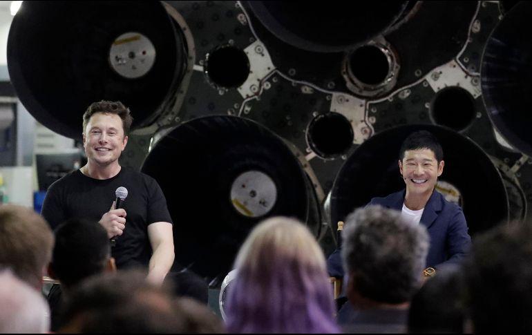 SpaceX revelará quién será el primer turista que viajará a la Luna