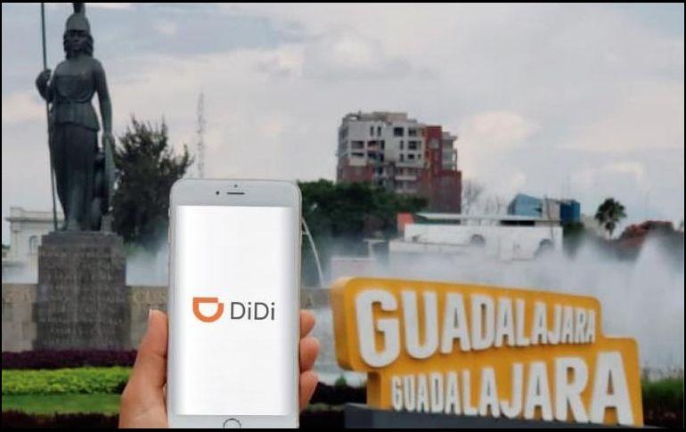 La aplicación de DiDi ya está disponible para las plataformas Android e iOS. ESPECIAL