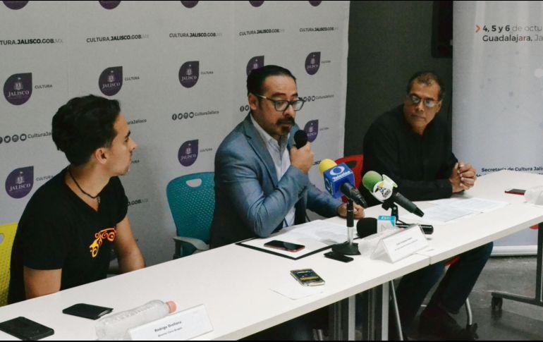 El evento dedicado a las industrias culturales y creativas invita a participar en sus actividades.CORTESÍA