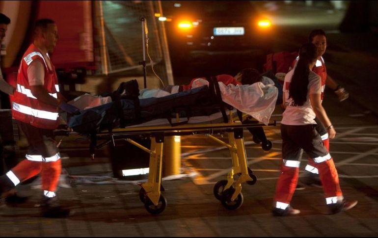 De los tres millones de muertes atribuibles al alcohol, 28% se deben a accidentes de tránsito, violencias, suicidios y otros actos violentos. EFE / ARCHIVO
