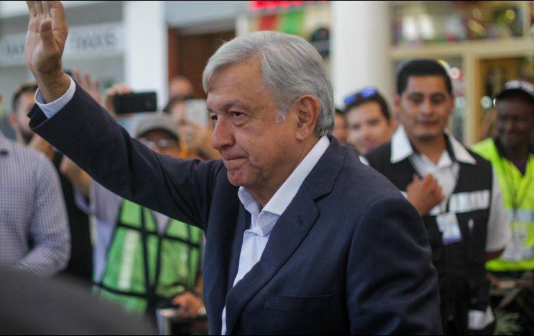 López Obrador se reúne con la gobernadora de Sonora