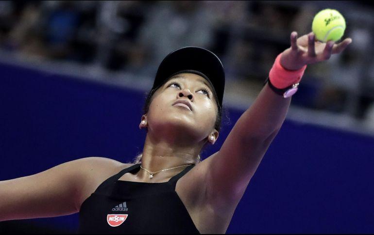 Pliskova puso fin a la racha de Naomi Osaka