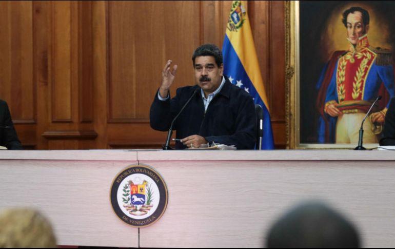México rechaza haber participado en el intento de magnicidio contra Maduro