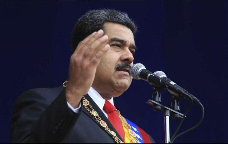 Nicolás Maduro habla ante la Asamblea General de la ONU