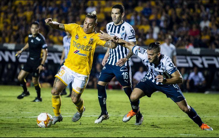 8afe92ed0d9d5 Tigres y Rayados empatan en clásico regiomontano