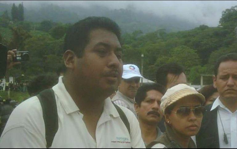 Periodistas protestan por asesinato de reportero en Chiapas