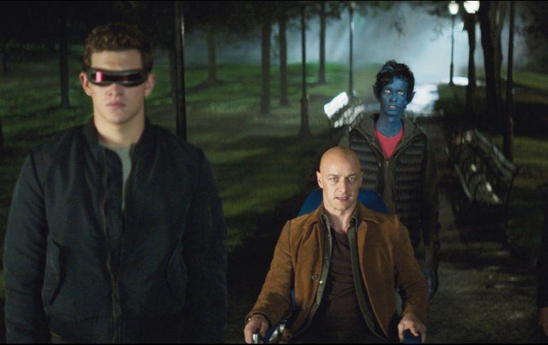 Revelan alucinante tráiler de X-Men: Dark Phoenix