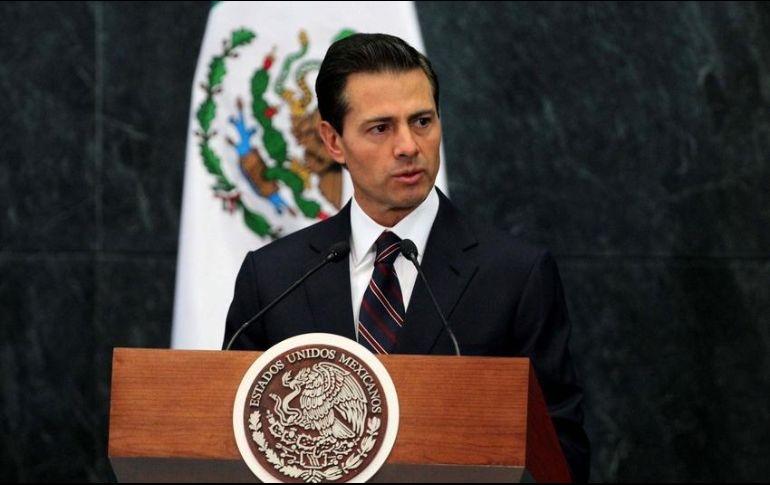 Celebran Peña Nieto, Trump y Trudeau pacto trilateral