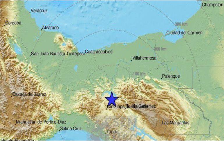Protección Civil evalúa zonas donde se detectó sismo de 5.7 en Chiapas