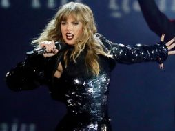 Swift compite por el premio al artista del año junto con Drake, Ed Sheeran, Imagine Dragons y Post Malone. AP / ARCHIVO
