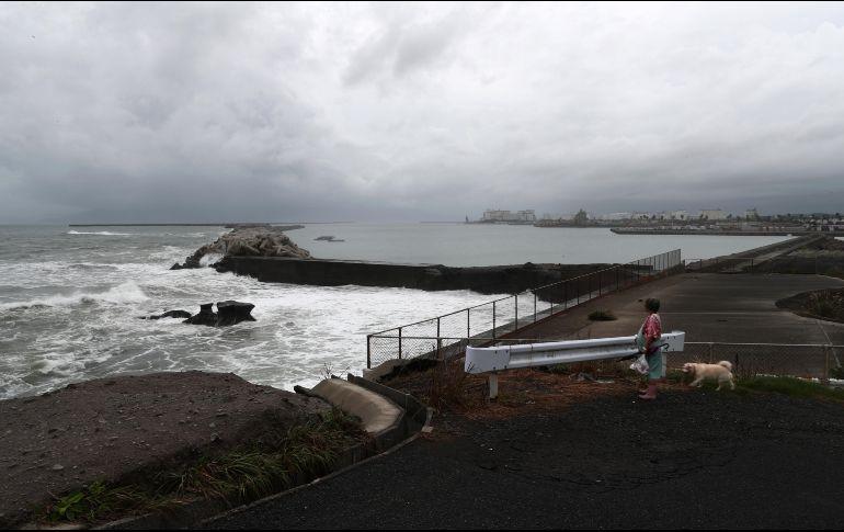 El meteoro podría arrojar intensas lluvias a su paso por la costa de Kyushu, la más meridional de las cuatro islas principales niponas. AFP / ARCHIVO