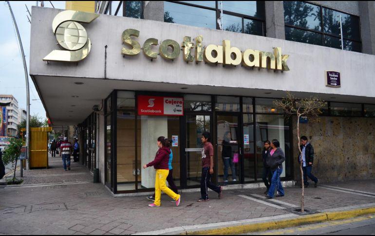Scotiabank continuará con interrupciones en servicios bancarios