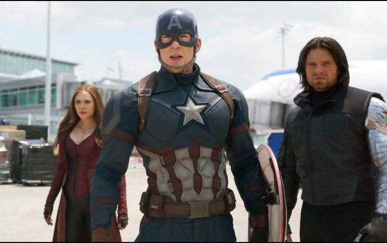 'Ha sido un honor', Chris Evans se despidió del Capitán América