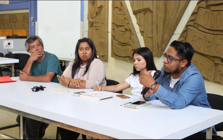 Cartagena participó en la exposición-conversatorio