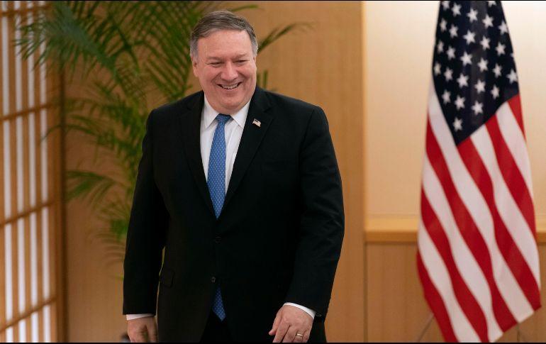 Mike Pompeo indica que se lograron avances con Kim Jong-un