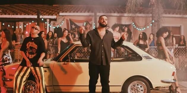 Drake sorprende cantando reguetón en español