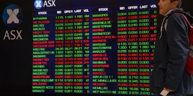 La Bolsa Mexicana cierra con cifras negativas