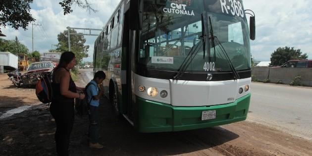 CUTonalá buscará transporte escolar para conexión con L3