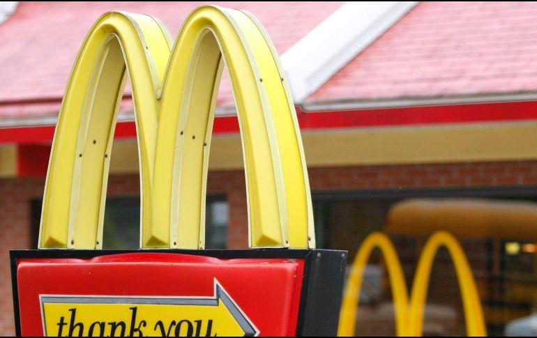 McDonald's busca bajar uso de popotes en Latinoamérica