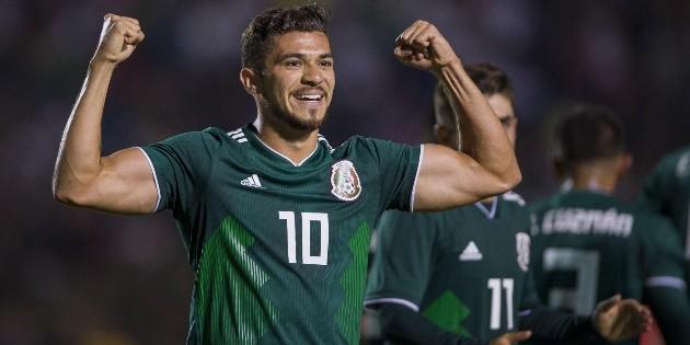 México remonta y vence a Costa Rica