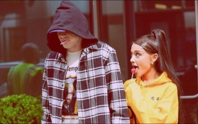 People: Ariana Grande y Pete Davidson terminaron