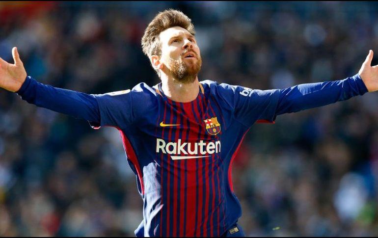 ¡Modo: renovación! Barcelona se plantea alargar el contrato de Messi hasta 2023