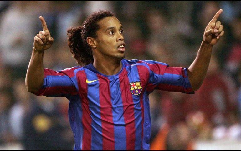 El Barça estudia distanciarse de Ronaldinho por su apoyo al ultraderechista Bolsonaro