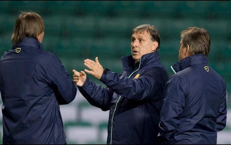 Martino afirma que no hay novedades sobre su posible llegada al Tri