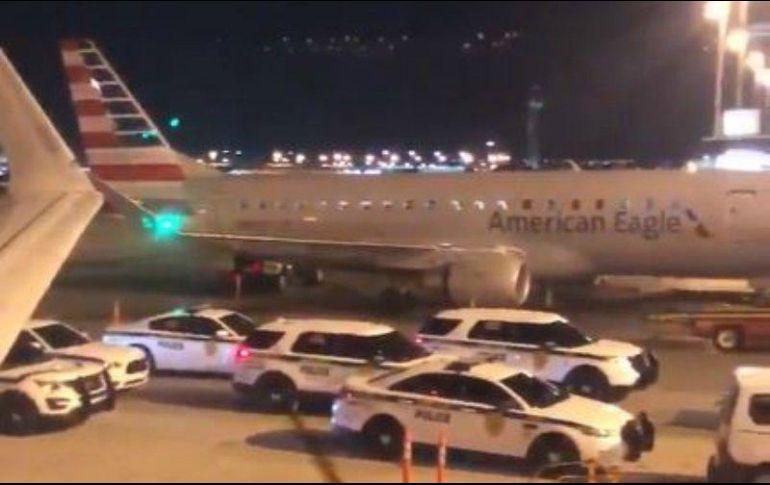 Ciudad de México: Evacúan de emergencia avión que cubría ruta Miami