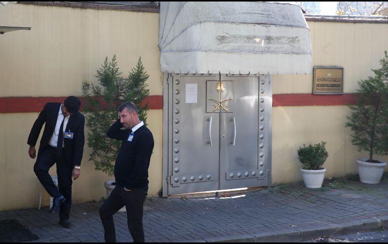 Fiscal saudita llega a Estambul para investigar caso Khashoggi