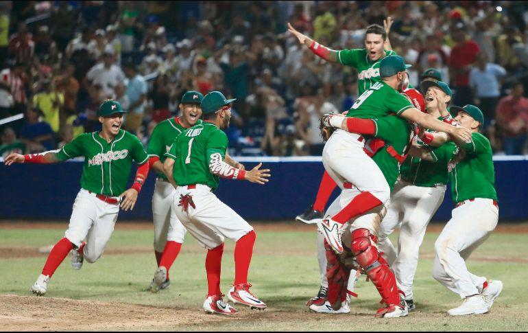 México, campeón mundial de Béisbol sub'23 en Colombia
