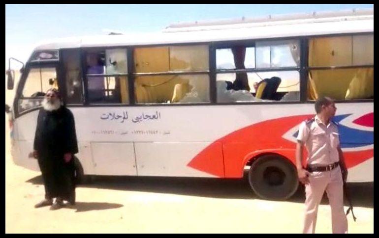 Ataque contra cristianos en Egipto, deja amenos 7 muertos y 14 heridos