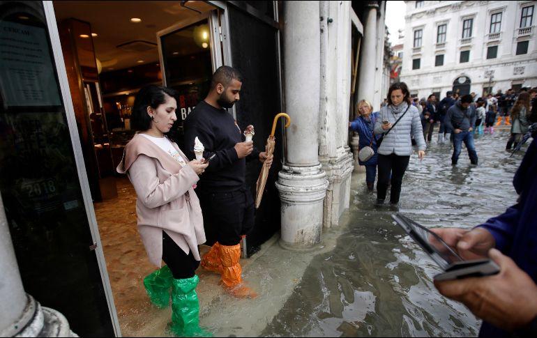 Doce muertos en Sicilia por las fuertes lluvias