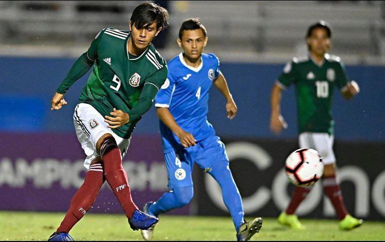 México Sub-20 rumbo al Mundial de Polonia