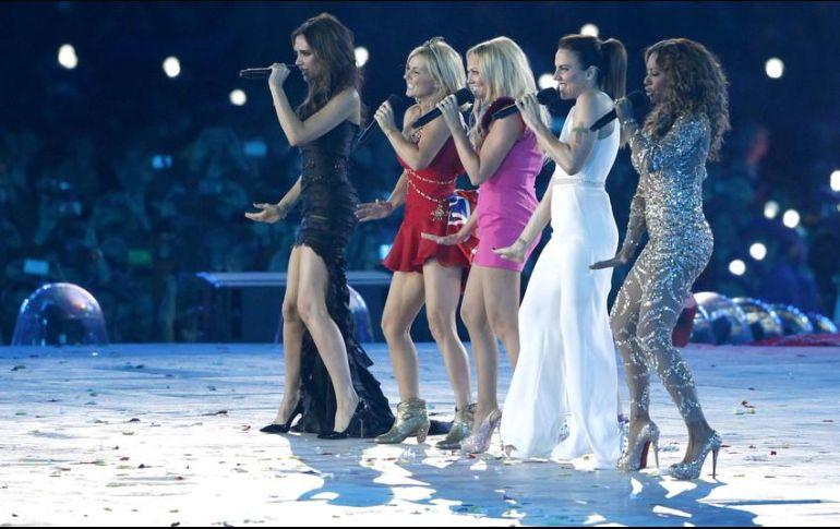 ¡Las Spice Girls estan de regreso!... pero, ¿sin Victoria Beckham?