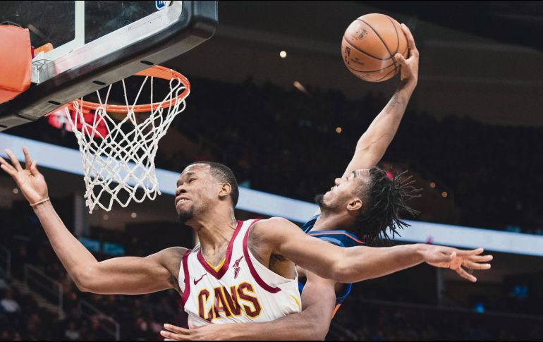 Sin Russell Westbrook, Thunder vence a los Cavs
