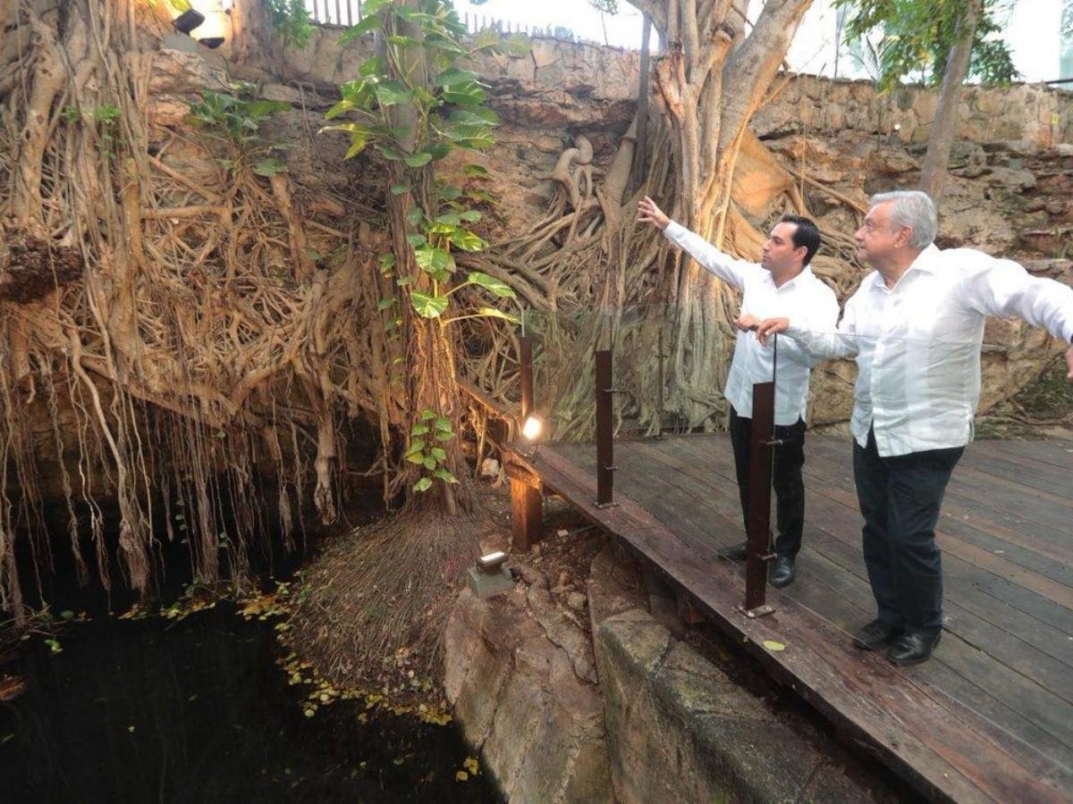 López Obrador revisa avances del tren Maya con Gobernadores | El Informador  :: Noticias de Jalisco, México, Deportes & Entretenimiento