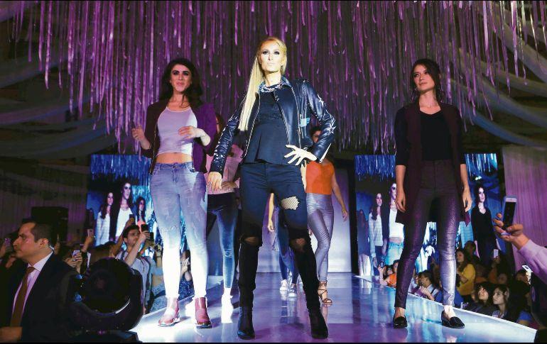 """8b9b7f6e91 La socialité presentó su línea de ropa y anunció el estreno de su  documental """"The"""