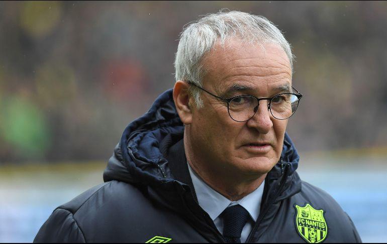 Claudio Ranieri es el nuevo entrenador de Fulham