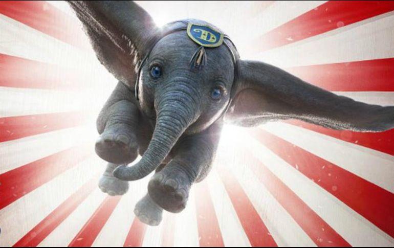 Dumbo cobrará vida en la próxima película de Tim Burton