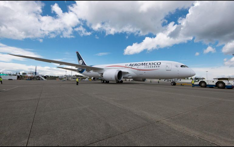 Aeroméxico advierte a sus empleados que habrá ajustes