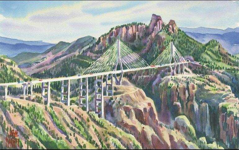 Puente Baluarte Maravilla Absoluta El Informador Noticias De